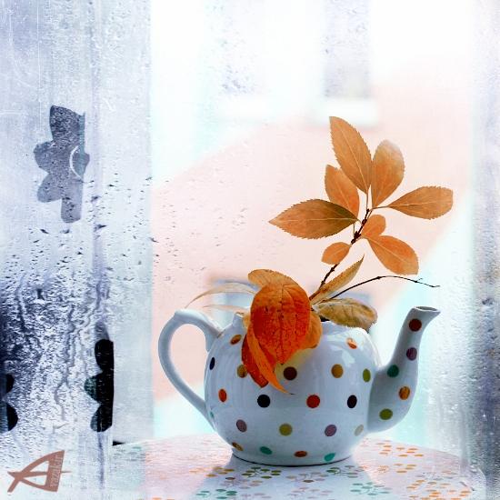 قور قلب چای