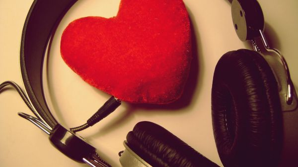 والیپر قلب عاشقانه